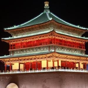 陜西客省莊敲響三千年戰鼓鬧元宵