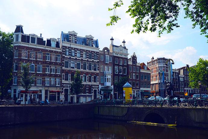 阿姆斯特丹,无限风情在街头 - 海军航空兵 - 海军航空兵
