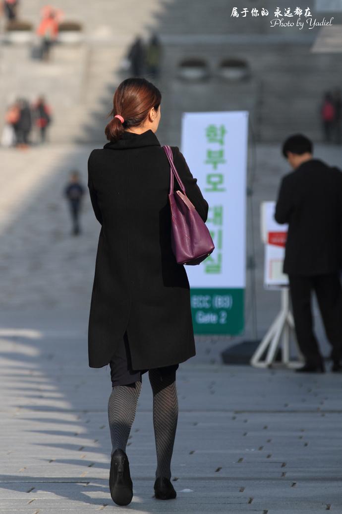 韩国梨花女子大学的女学生 - 国防绿 - ★☆★国防绿JL★☆★