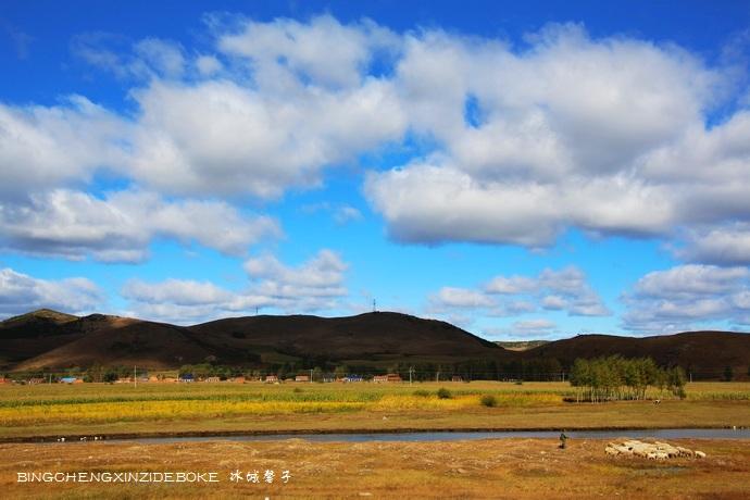 秋色迷人——金秋阿尔山 - 古藤新枝 - 古藤的博客