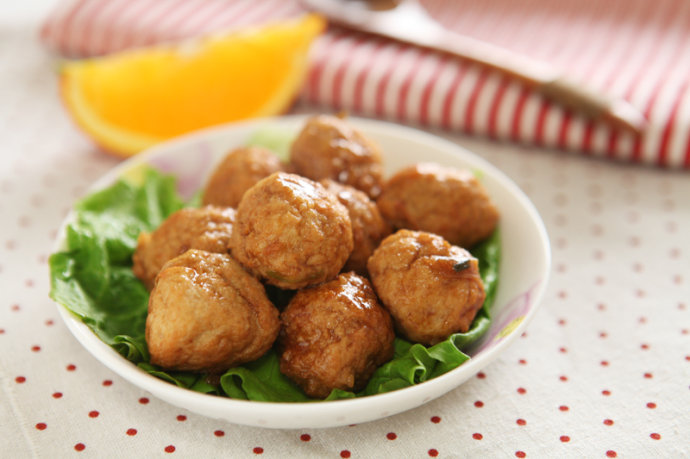 红烧豆腐丸子 - 慢美食博客 - 慢美食博客 美食厨房