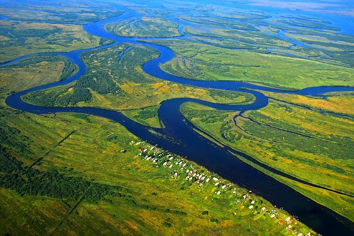 俄罗斯 航拍绝美的俄国大地 - H哥 - H哥的博客
