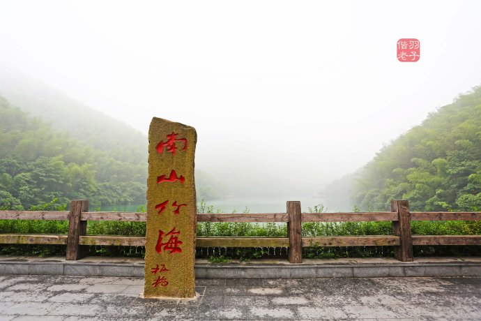 清凉一夏,赏竹悠然见南山 - H哥 - H哥的博客