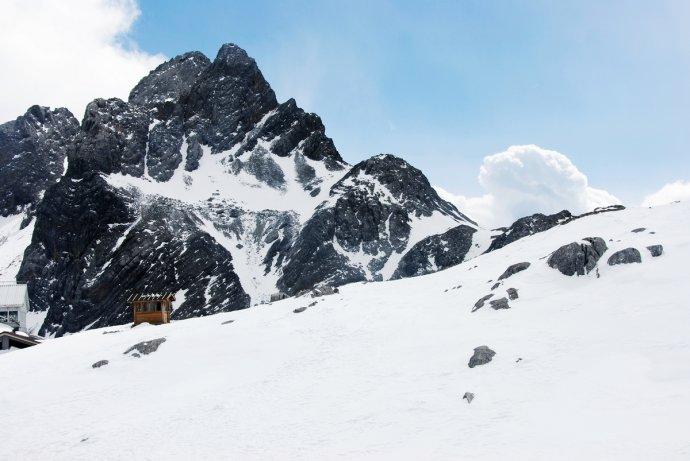 玉龙雪山,赴一场高原上的冰雪盛宴 - H哥 - H哥的博客
