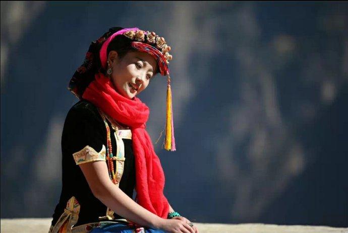 令人心动的丹巴美女 - 余昌国 - 我的博客