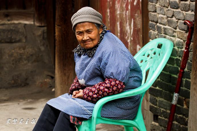 【大西南古镇行】重庆丰盛古镇上悠闲自得的古镇人 - 海军航空兵 - 海军航空兵