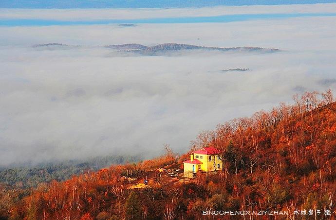 四方山天池,大兴安岭上的神山美玉 - H哥 - H哥的博客