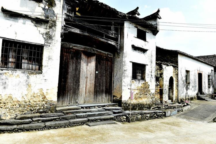 江西德兴桂湖:鹅卵石垒起的村庄 - 余昌国 - 我的博客