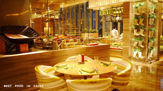 上海静安香格里拉:文艺清新两咖啡 - bestfood美食中国 - bestfood美食中国的博客