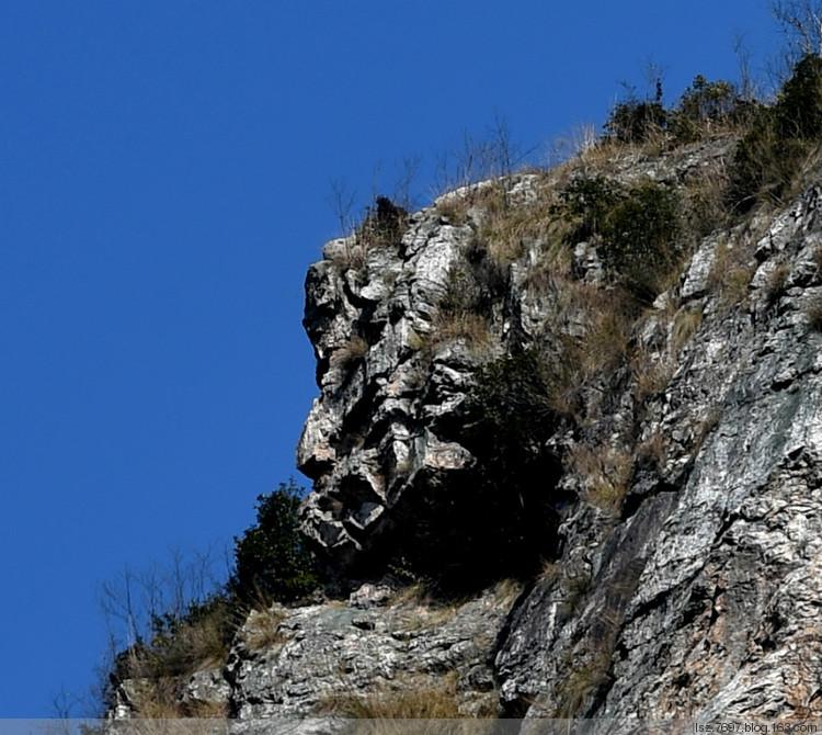 玉山发现象形石景区图片