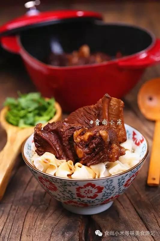 这世间唯有爱和美食不可辜负 炖一碗实在的牛肉面 - 纸皮核桃 微信 c24628 - 185纸皮核桃的美食博客