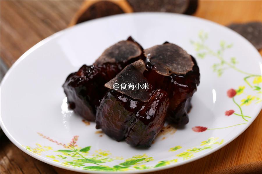一颗赤子之心吃一碗浓油赤酱的黑松露红烧肉 - 海军航空兵 - 海军航空兵