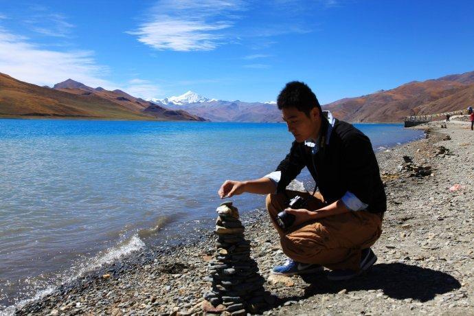 【西藏】世界上海拔最高的淡水湖羊卓雍错壮丽美景 - 海军航空兵 - 海军航空兵