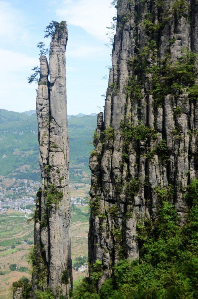 恩施大峡谷,感受大自然的鬼斧神工 - H哥 - H哥的博客