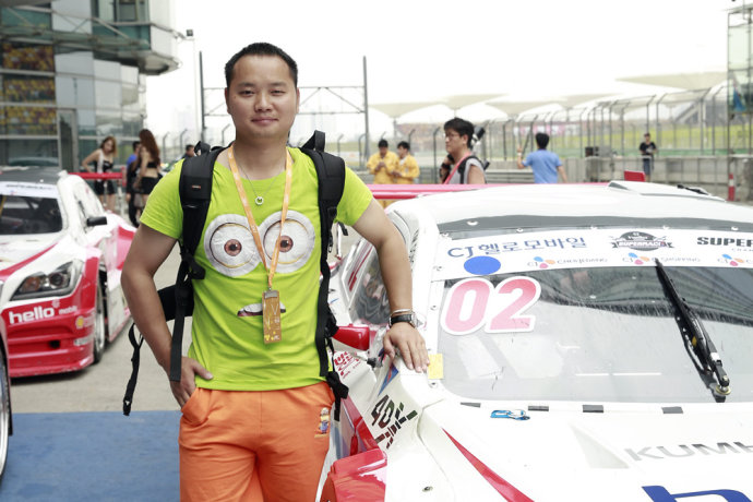 【上海】CTCC中国房车锦标赛火热现场 - 潘昶永 - 往事并不如烟
