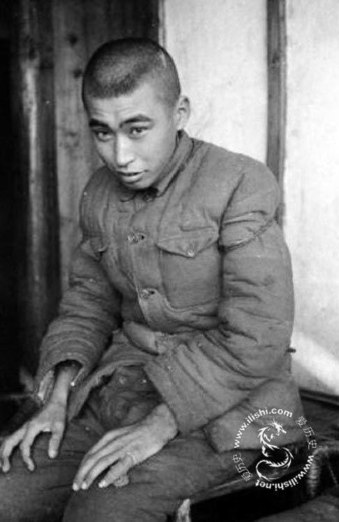 珍贵旧照:日军俘虏是啥样?(组图)