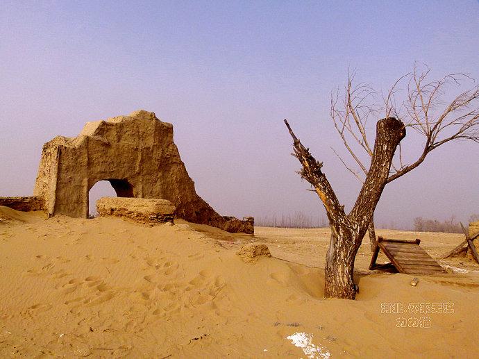 怀来天漠 距北京最近的沙漠 - H哥 - H哥的博客