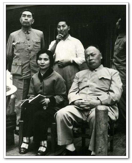 新中国第一代领导人夫人谁最漂亮[图]?-李子迟的搜狐博客-搜狐博客