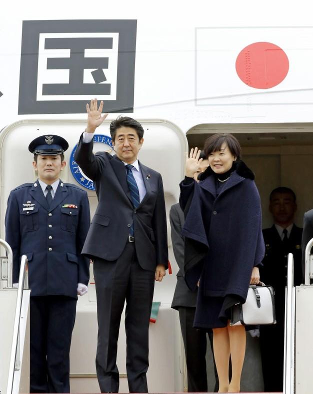 """日本动作也不小:安倍口出狂言日本将""""边境线""""划到非洲"""