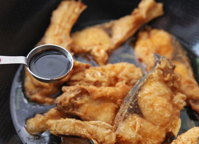 糖醋熏鱼 - 慢美食博客 - 慢美食博客 美食厨房