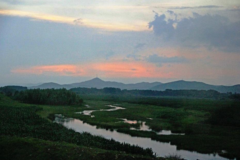 白狼,五岔,归流河,一路风光兴安盟—暑期东北行之三十四 - 侠义客 - 伊大成 的博客