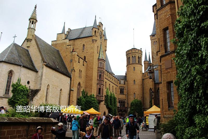德意志帝国第一城堡在这里 - 盖昭华 - 盖昭华的博客