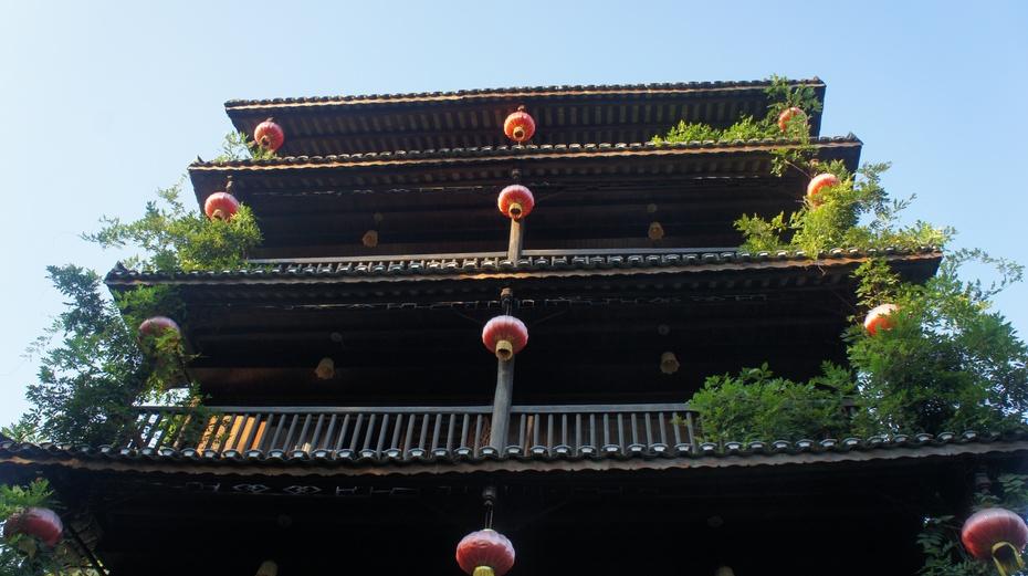 特色饭店之二十二:水云阁酒店 - 余昌国 - 我的博客
