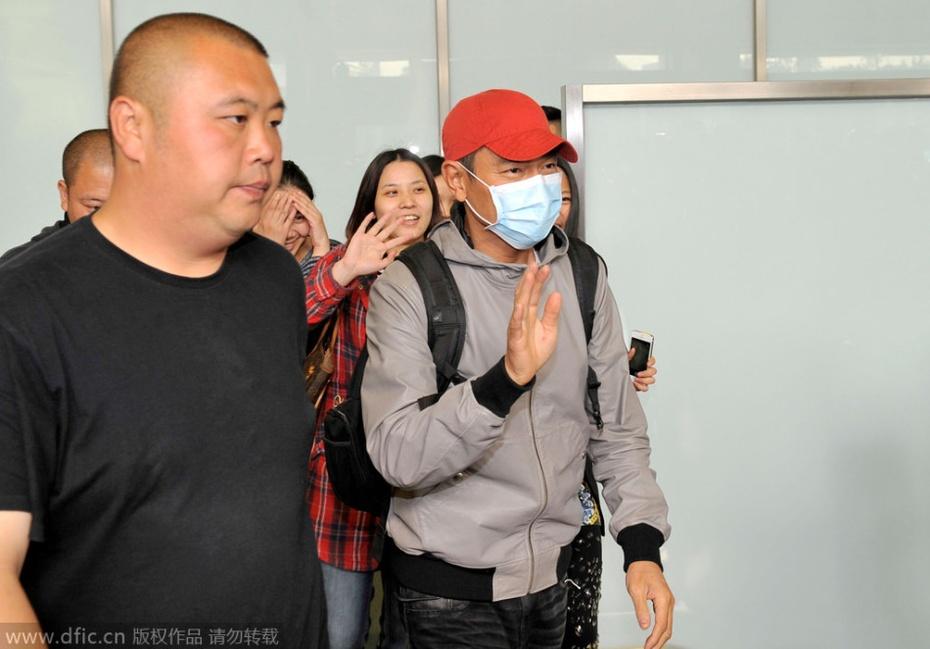 雾霾来袭口罩上阵 跟李宇春周杰伦学低调出街 - 嘉人marieclaire - 嘉人中文网 官方博客