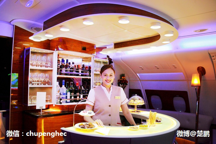飞机上洗澡,全球最佳航空的极致体验 - 楚鹏 - 楚鹏:生命只有一次