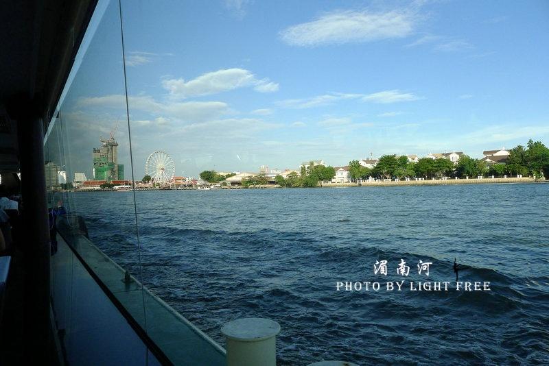 【泰国风情】湄南河两岸绚丽风光