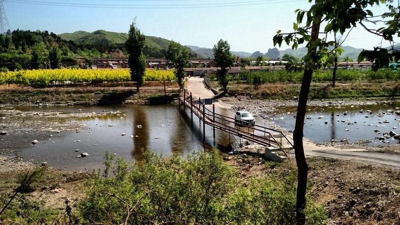 2017-5-6 影随风2017季-26 永定河边的古迹之一 - stew tiger - 风过的声音