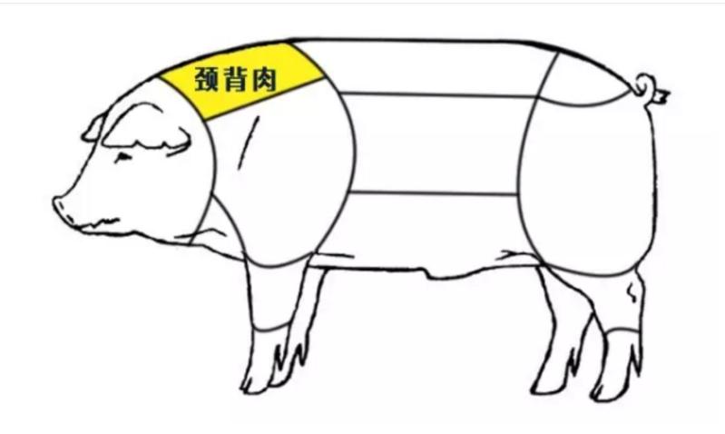一只猪身上只有6两的天价肉!你猜它卖多少钱? - 蓝冰滢 - 蓝猪坊 创意美食工作室