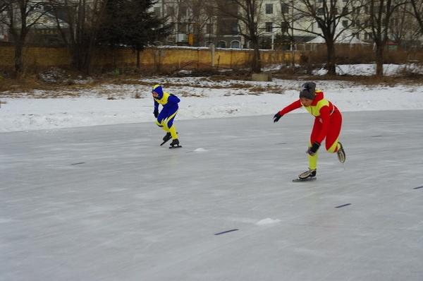 [散文]由看滑冰比赛而想起