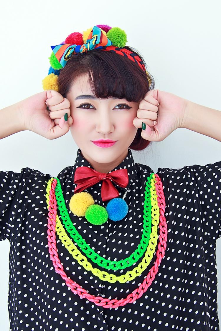 【Anko彩妆】萌萌哒糖果女孩 甜甜蜜蜜的情人节 - Anko - Anko