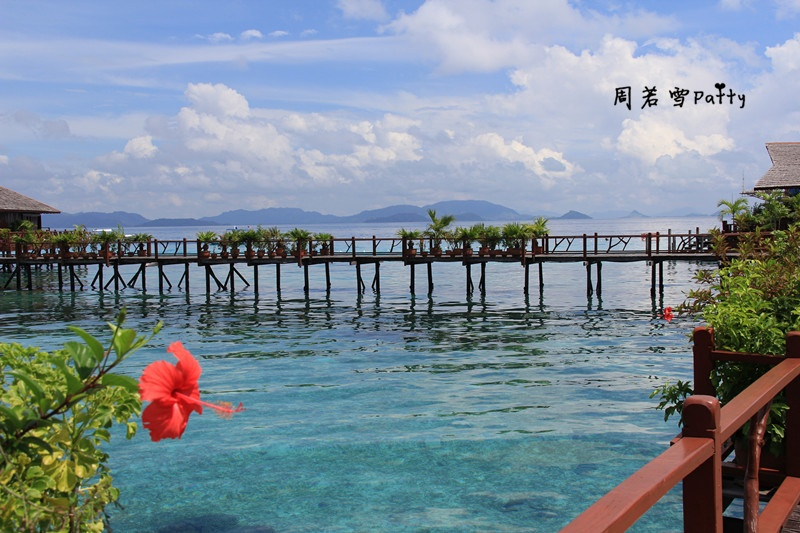 马来西亚沙巴岛水上屋Day2 出海钓鱼~ - 周若雪Patty - 周若雪Patty