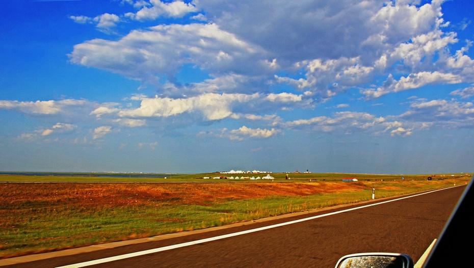 满洲里猛犸故乡,海拉尔草原风光--暑期东北行之十二 - 侠义客 - 伊大成 的博客
