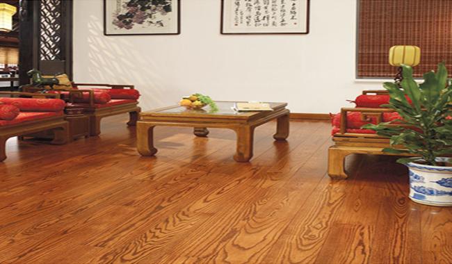 实木多层复合地板的特点
