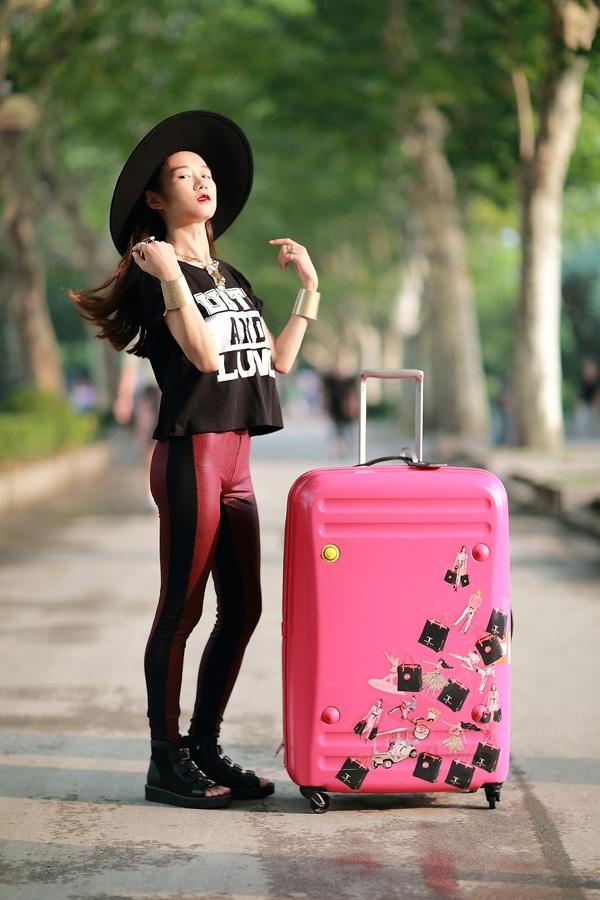【Ava搭配日记】酷酷出行 - AvaFoo - Avas Fashion Blog