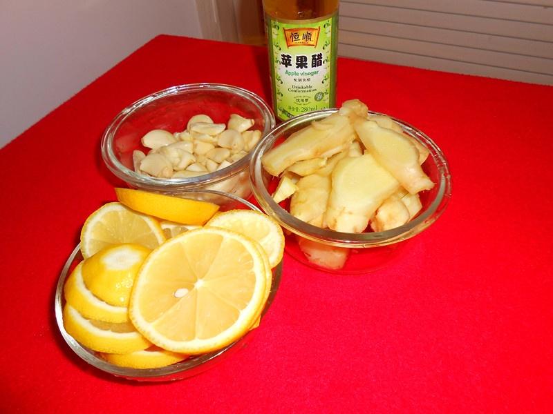 [转]打通血管绝密配方:柠檬汁+姜汁+蒜汁+苹果醋
