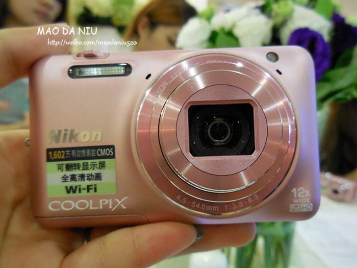nikon下午茶,玩拍新相机s6600 - 猫大妞 - 猫大妞