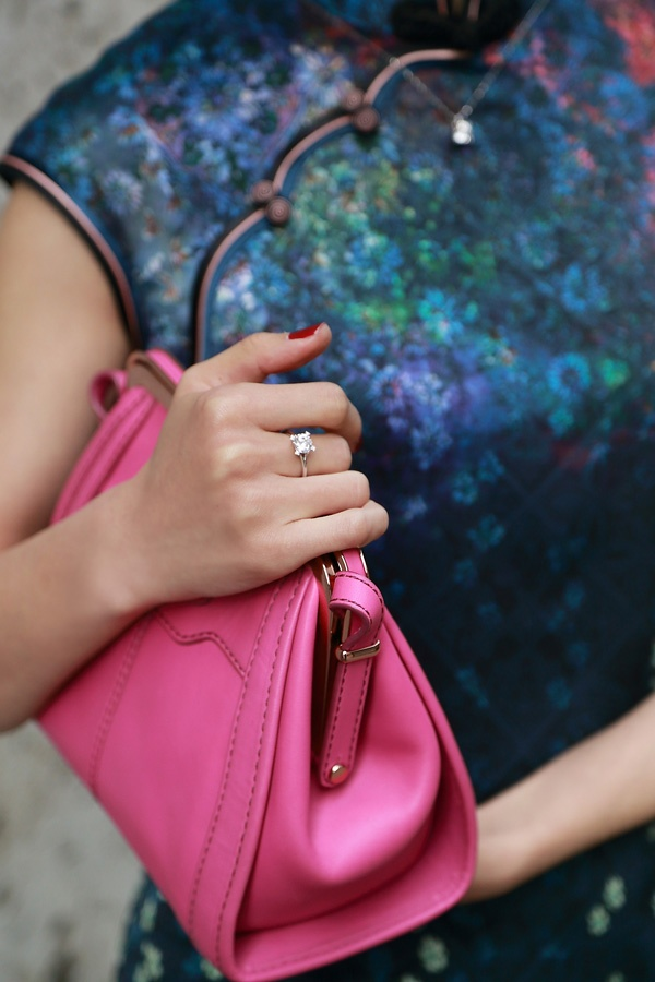 【Ava搭配日记】中国风在伦敦 - AvaFoo - Avas Fashion Blog
