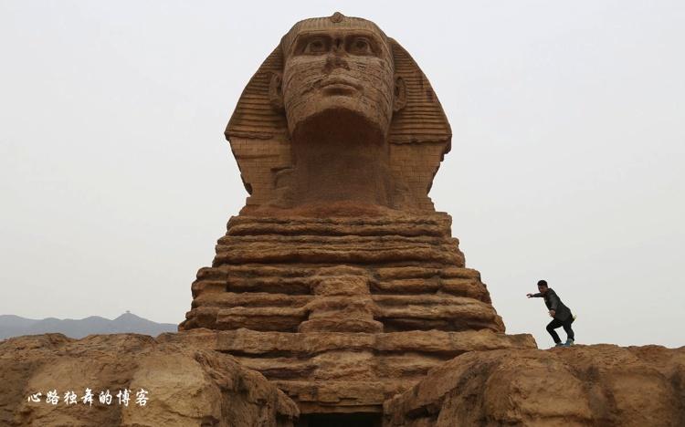 山寨狮面人神像的祸惹得更大了 - 心路独舞 - 心路独舞
