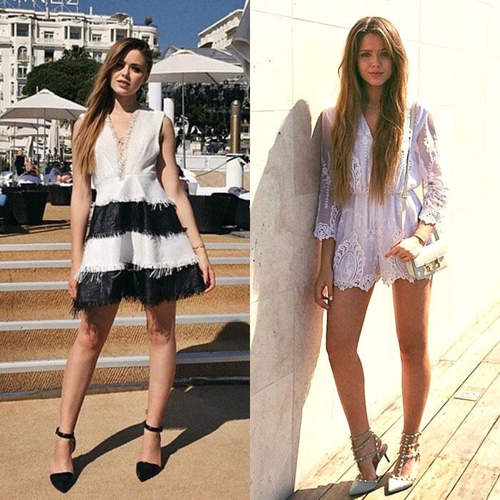 推荐点不同的人,看看她们是怎么成长的|搭配经 - toni雌和尚 - toni 雌和尚的时尚经
