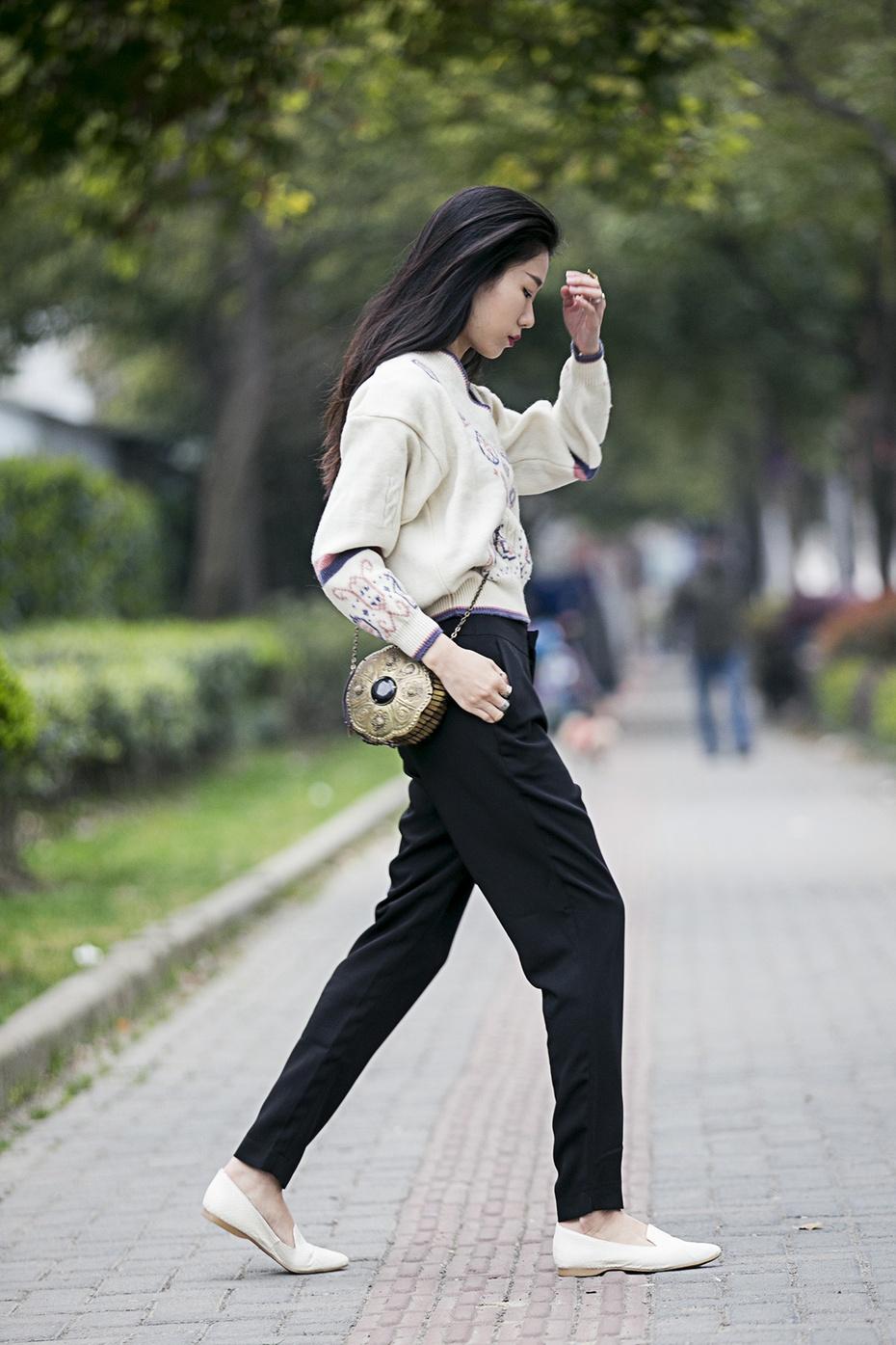 [Ava搭配周记]经久不衰的黑白单品 - AvaFoo - Avas Fashion Blog