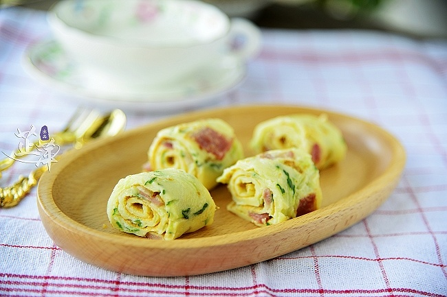 快手过早餐——黄瓜鸡蛋培根煎饼 - 慢美食博客 - 慢美食博客 美食厨房