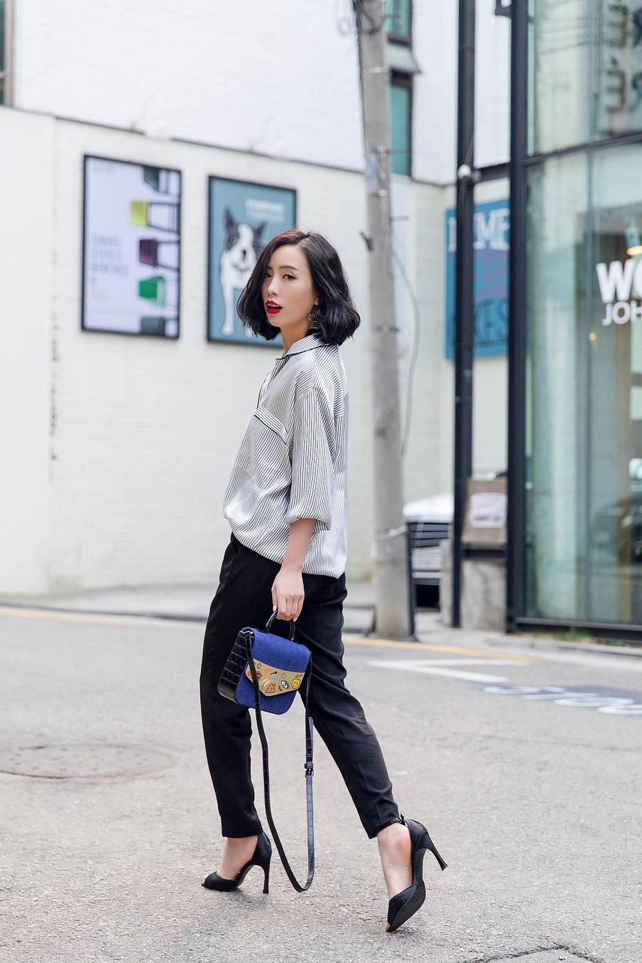 【妮儿の私服日记】如何将睡衣风穿出实用感 - Nikki妮儿 - Nikkis Fashion Blog