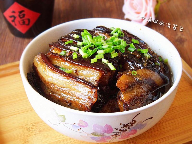 梅菜扣肉 - 草原恋 - 草原恋的图片博客