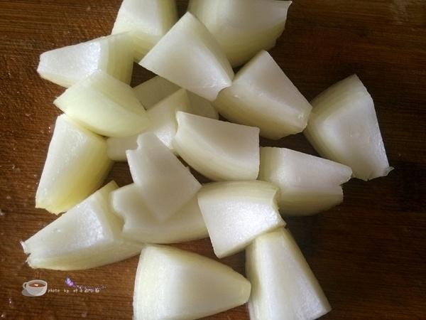 咖喱土豆烧排骨 - 叶子的小厨 - 叶子的小厨