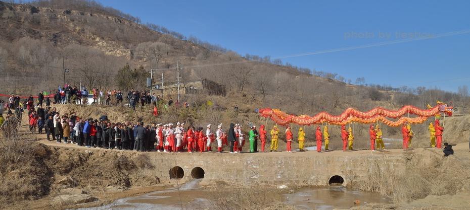 陕北风情(6)——祭祀在初八_图1-3