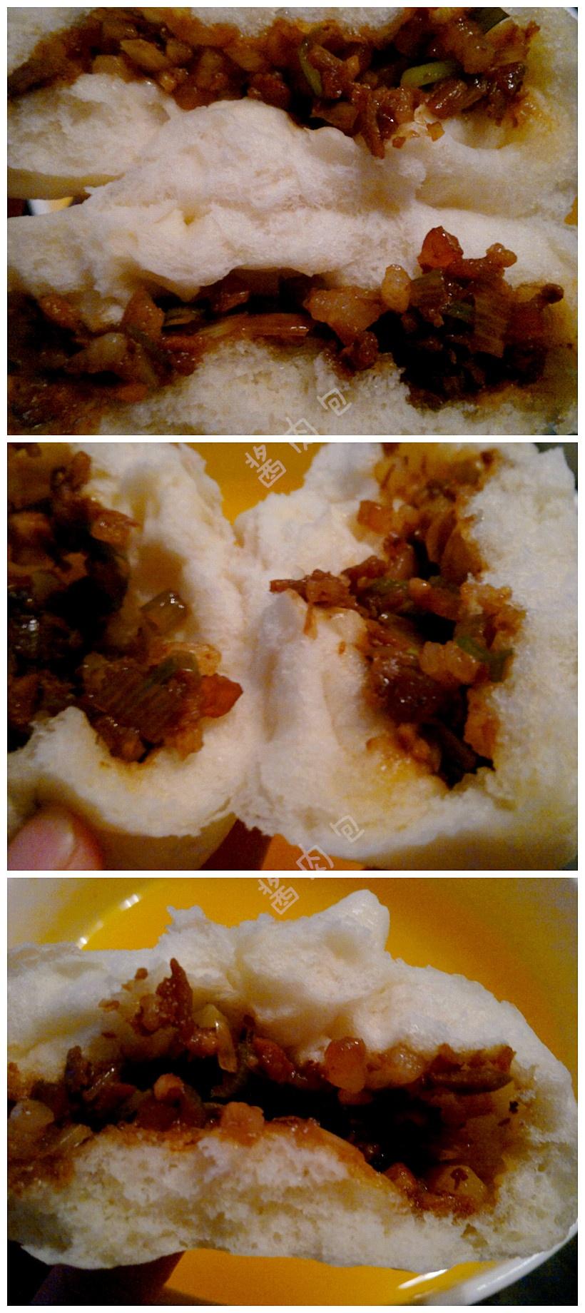 早餐佐粥酱肉包 - 慢美食博客 - 慢美食博客 美食厨房